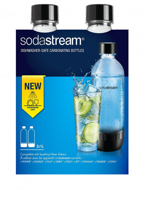 Recharge Sodastream  for the system Sodastream  Sodastream Sodastream Bottiglie Lavabili