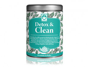The e Tisane Caffè Bonini Detox & Clean