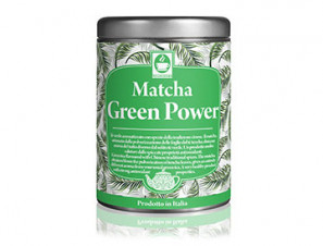 The e Tisane Caffè Bonini Matcha Green Power