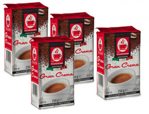 Coffee Powder for the system Ground Coffee Caffè Bonini Gran Crema
