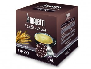 Capsule Original Drinks for the system Bialetti Mokespresso Bialetti Barley