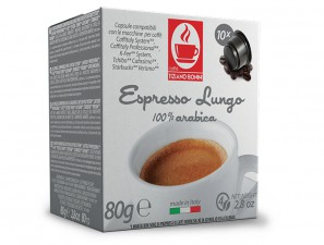 Compatible Coffee Capsules for the system Caffitaly Professional Caffè Bonini Lungo