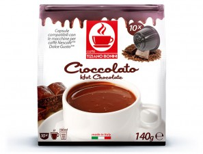Капсула Съвместими Drinks CHOCOLATE Dolce Gusto
