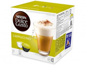 Capsule Original Drinks for the system Dolce Gusto Nescafè Cappuccino