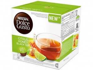 Capsule The e Tisane Originali Dolce Gusto Nescafè Citrus Honey Black Tea