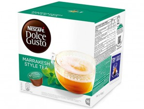 The Original Herbal teas and capsules for the system Dolce Gusto Nescafè Marrakesh Style Tea