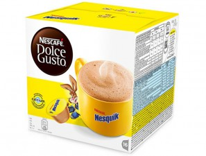 Capsule Original Drinks for the system Dolce Gusto Nescafè Nesquik