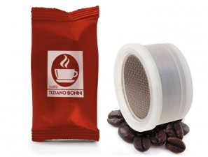 Compatible Coffee Capsules for the system Illy UNO System Caffè Bonini Intenso
