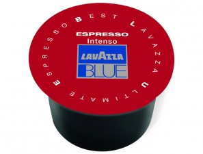 Original Coffee Capsules Intense espresso Lavazza Blue