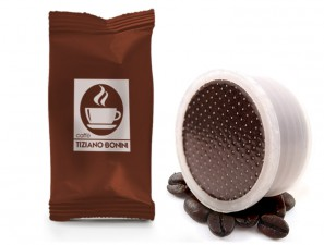 Compatible Coffee Capsules for the system Lavazza Espresso Point Caffè Bonini Corposo