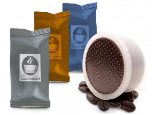 Compatible Coffee Capsules Mixed taste kit Lavazza Espresso Point