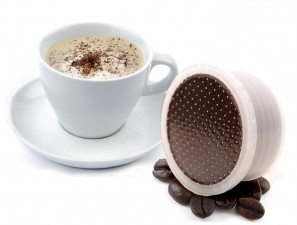 Capsule Compatible Drinks for the system Lavazza Espresso Point Caffè Bonini Mocaccino