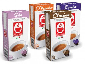 Compatible Coffee Capsules for the system Nespresso Caffè Bonini Kit Selezione Classici
