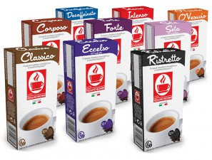 Compatible Coffee Capsules for the system Nespresso Caffè Bonini Kit Selezione Gourmet