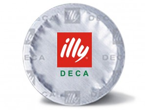 Original Coffee Capsules for the system Illy UNO System Illy Uno System Illy- Decaffeinato