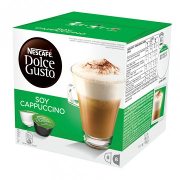 Cappuccino Soy