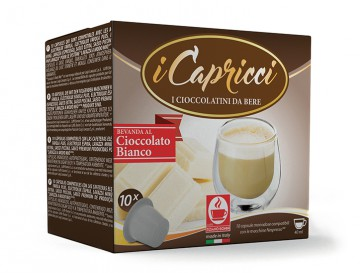 Capricci White Chocolate